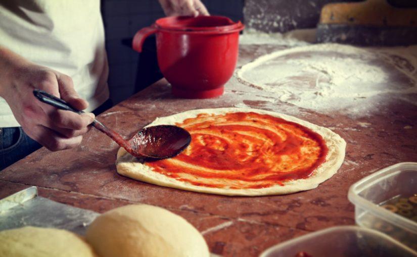 jak zrobic pizze