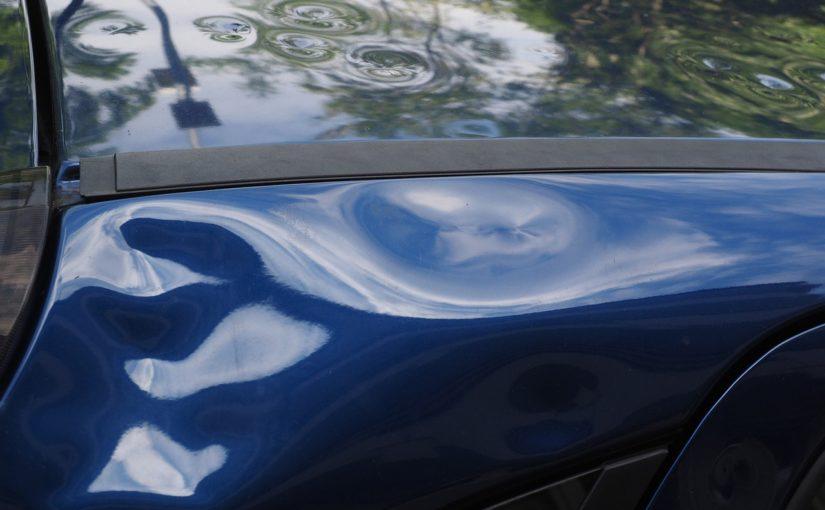 Miałeś kolizje? Ktoś przerysował Ci samochód pod biurem?